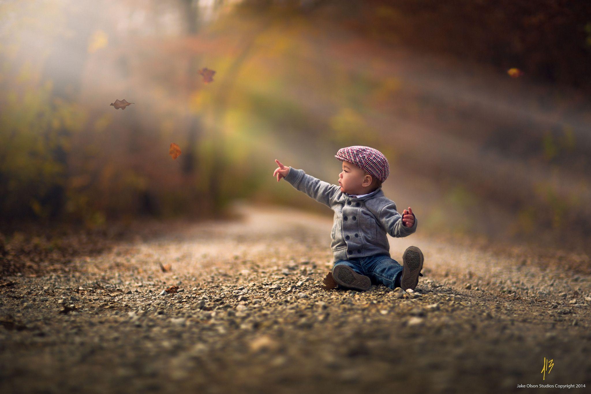 Autumn Wonder by Jake Olson Studios on 500px | Cute kids ...