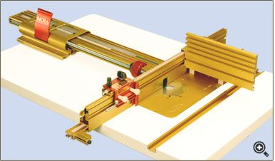 Incra Precision Fence With Images Router Table Fence Router