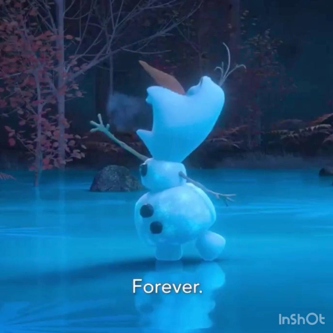 What actually happ- in Frozen 1