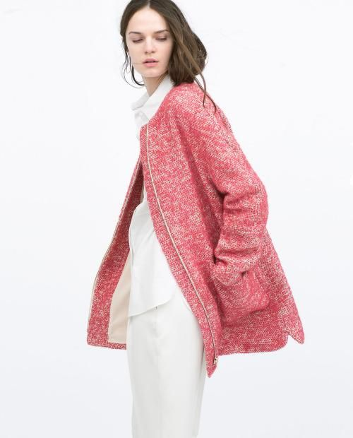 Kate Middleton Is Pretty In Hot Pink Summer Coat Women Outerwear Women Outerwear Fashion