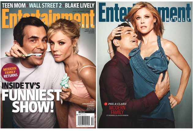 Modern Family Cast In Entertainment Weekly Modernfamily Modern Family Family Humor Funny Shows