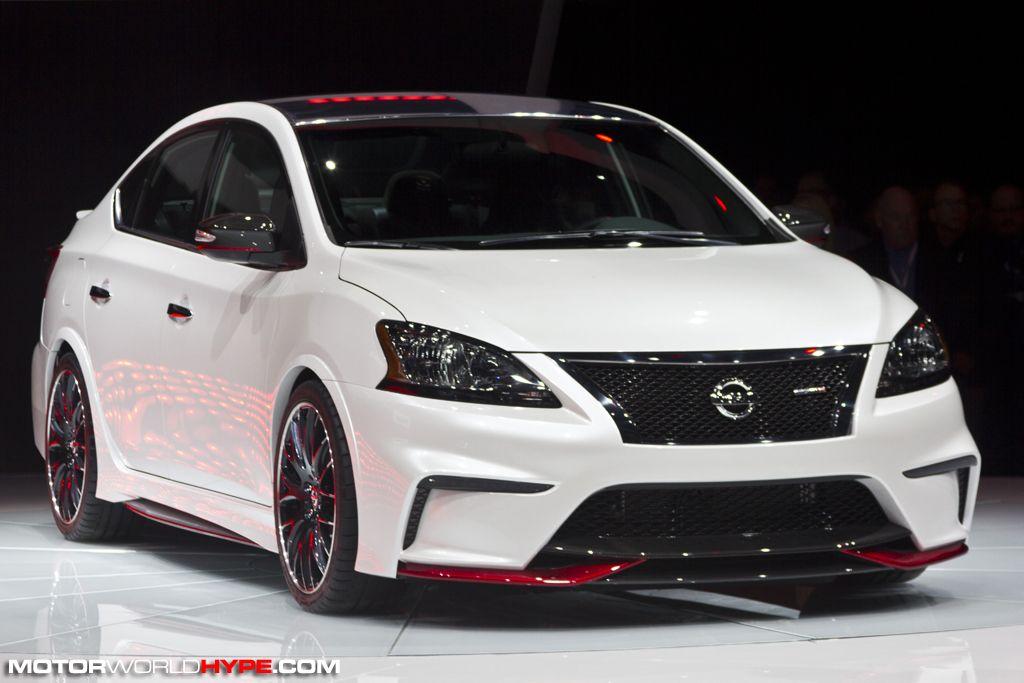 2013 Nissan Sentra NiSMO Concept Nissan sentra, La auto
