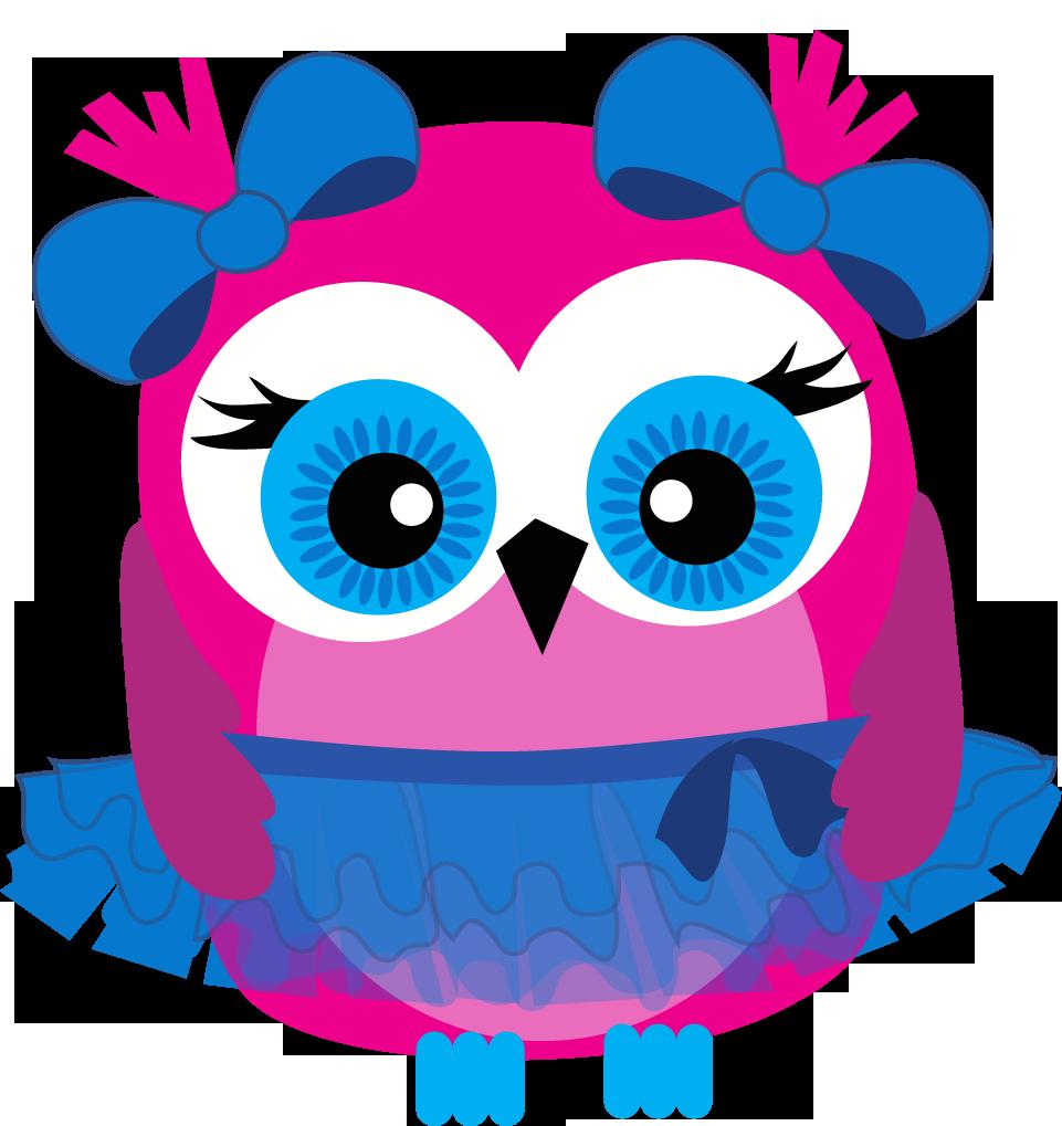 cute owl clip art - 961×1019