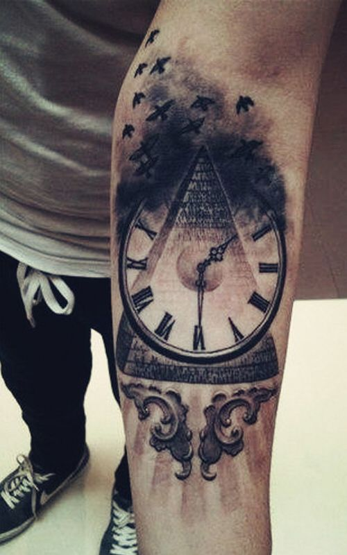 55 Awesome Men\'s Tattoos | Mens tattoos, Tattoo and Tatting
