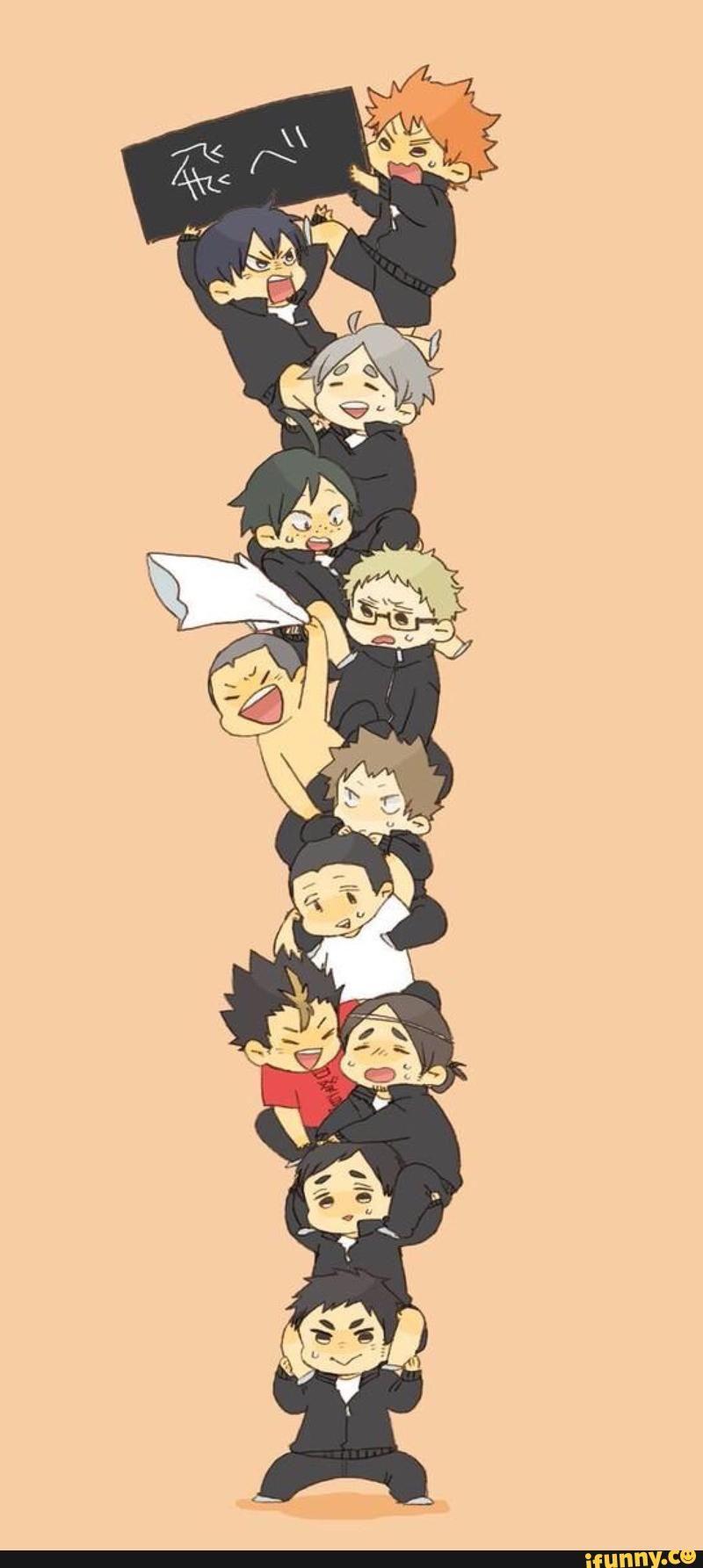 Haikyuu Karasuno Haikyuu Wallpaper Cute Anime Wallpaper Haikyuu Anime