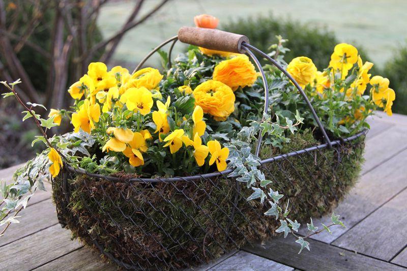 Dekotipp für den Feierabend - Gartenzauber