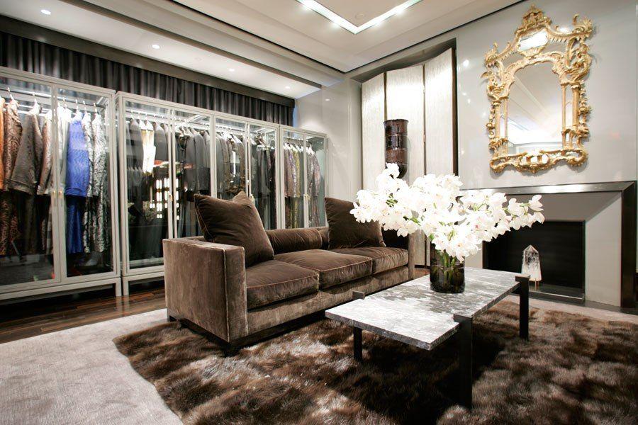 Celebrities' Favorite Ad100 Designers And Architects  Tom Ford Pleasing Living Room Designes Creative Design Inspiration
