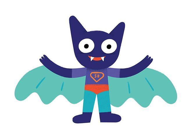 Super bat! More Halloween x Nick Jr.