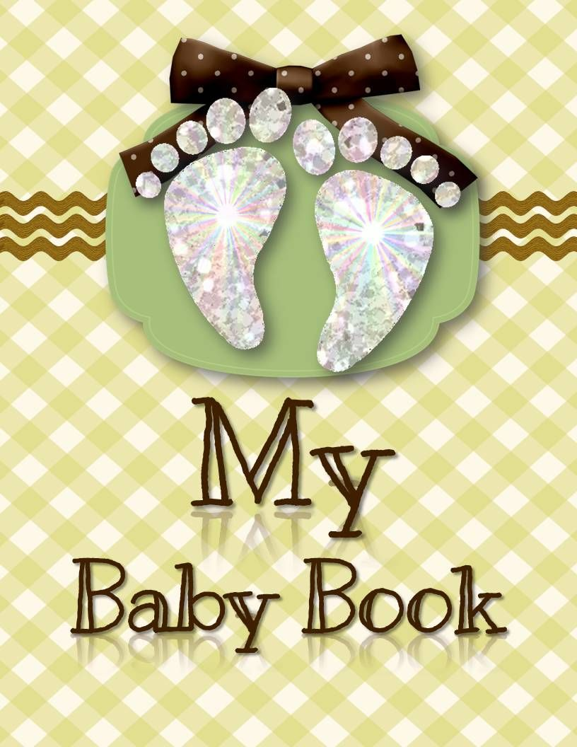 LDS Baby Books printables & downloads Baby book pages