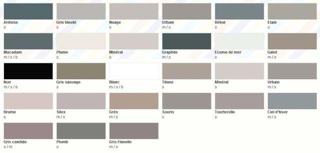 Nuancier Colours Castorama скандинавский стиль En 2019