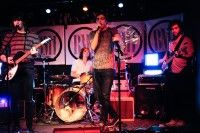 Debutaunts performs at BMI's CMJ showcase October 20 at Bar Matchless in Brooklyn.
