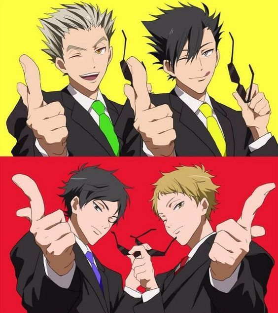 What would happen if Haikyuu characters have their own Facebook accou… #random #Random #amreading #books #wattpad