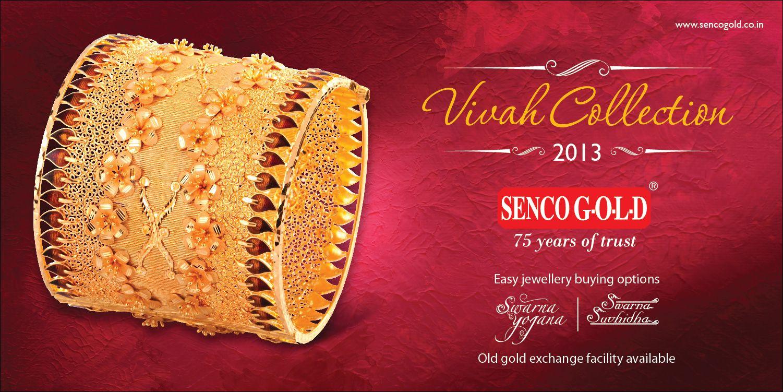 Pin by Senco Gold & Diamonds on Vivah collection 2013 | Pinterest ...