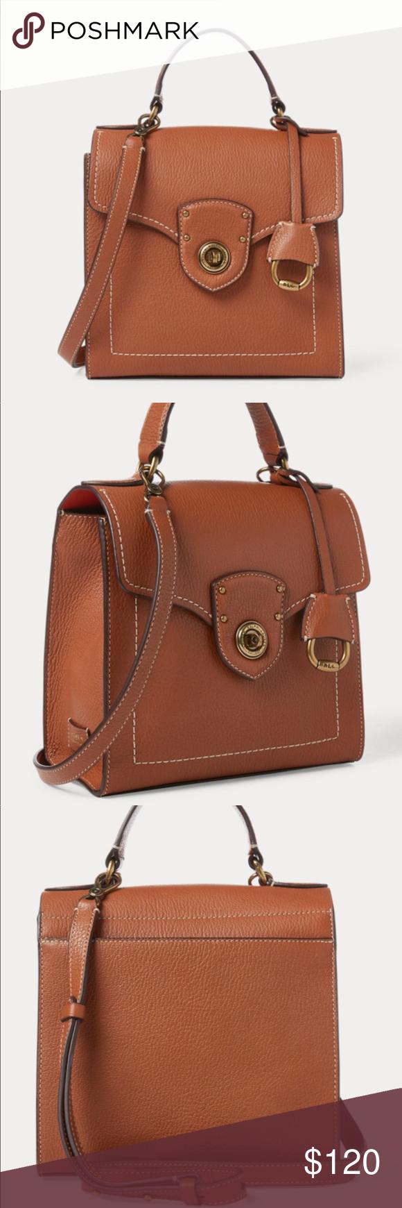 popular stores online for sale nice shoes Ralph Lauren Top Handle Crossbody Bag | Millbrook Beautiful ...