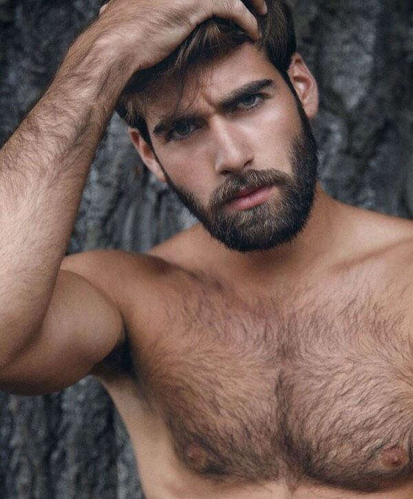 Beautiful Hairy Chest