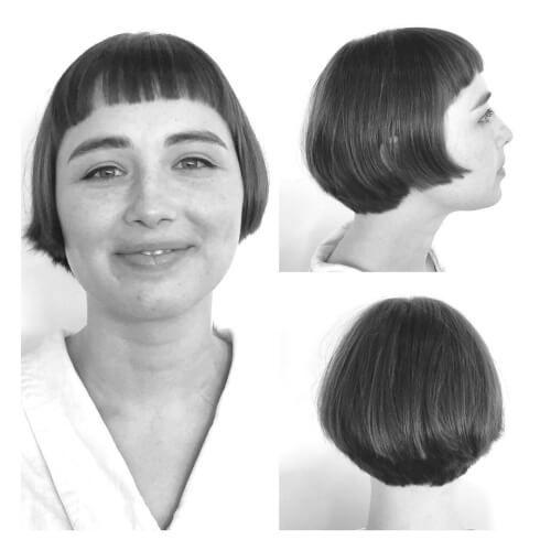 50 Cute Short Bob Haircuts Hairstyles For Women In 2020 Short Bob Hairstyles Bob Hairstyles Bob Haircut With Bangs