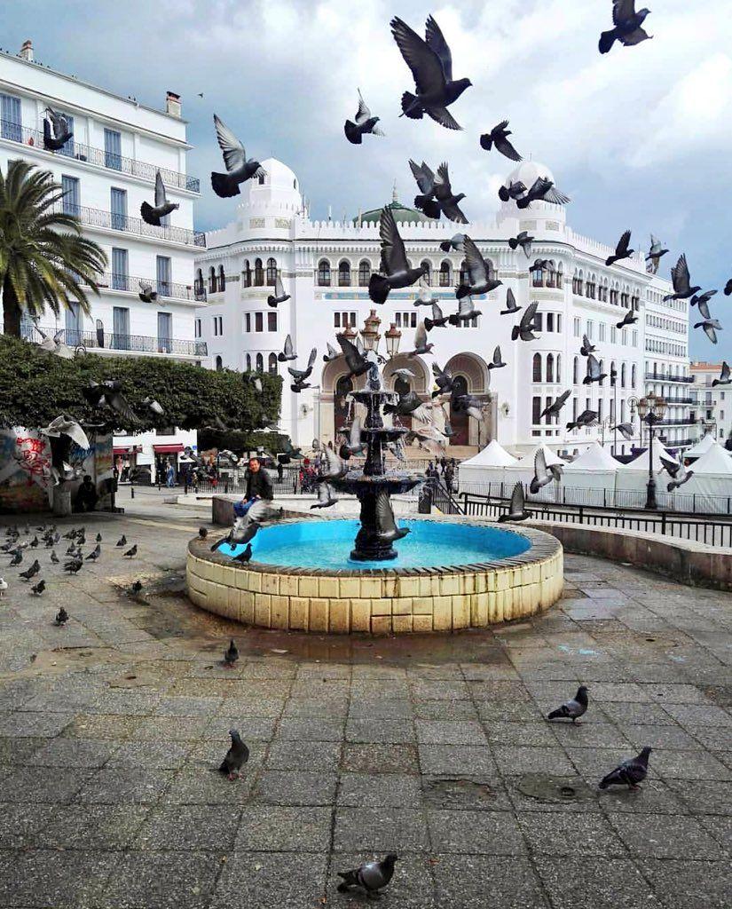 Algeria Beautiful Places Places Tourism