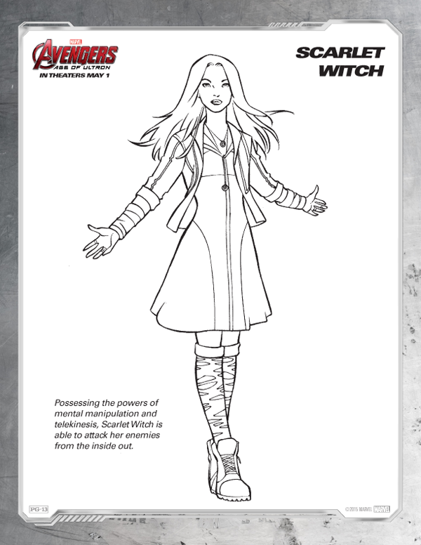 Avengers Coloring Pages | Pinterest
