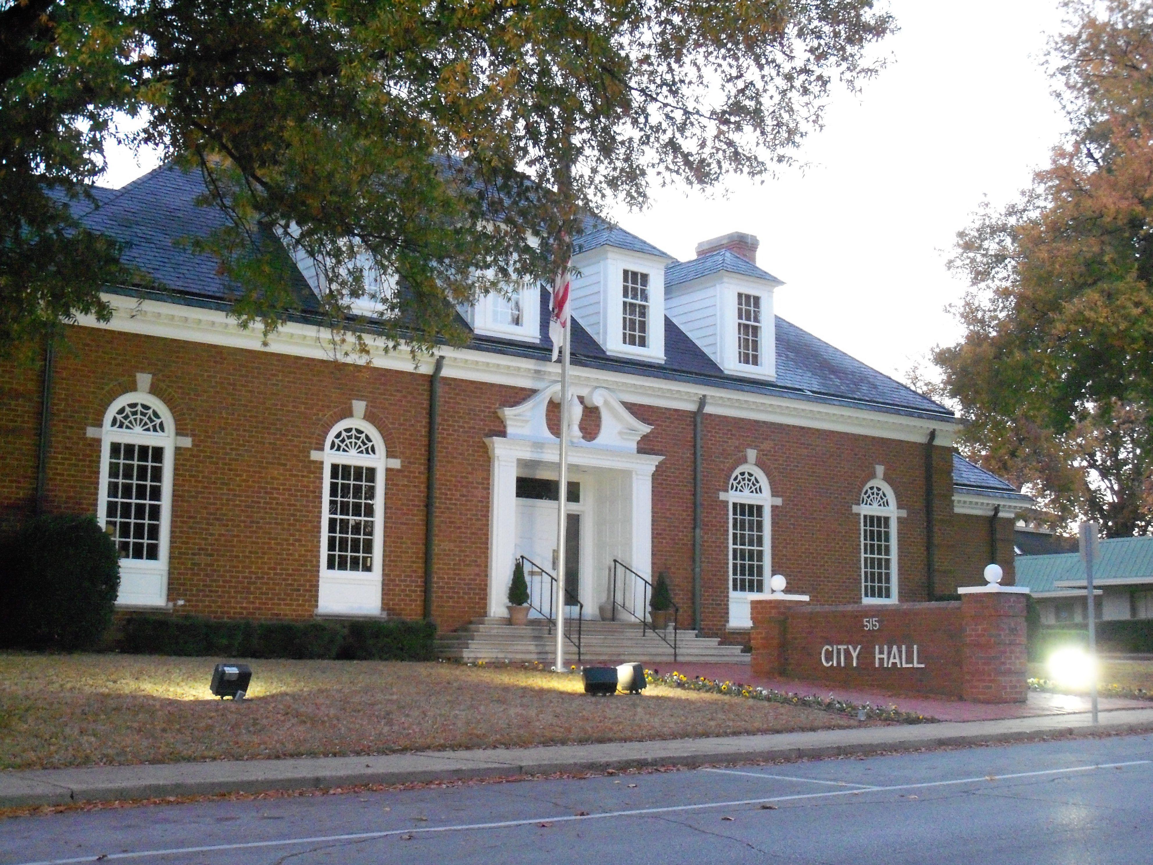 Former Jonesboro City Hall City Hall Jonesboro Arkansas Arkansas State University