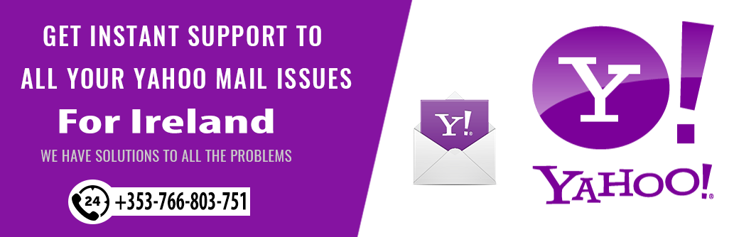 Online Yahoo Support Number Ireland +353766803751 Yahoo