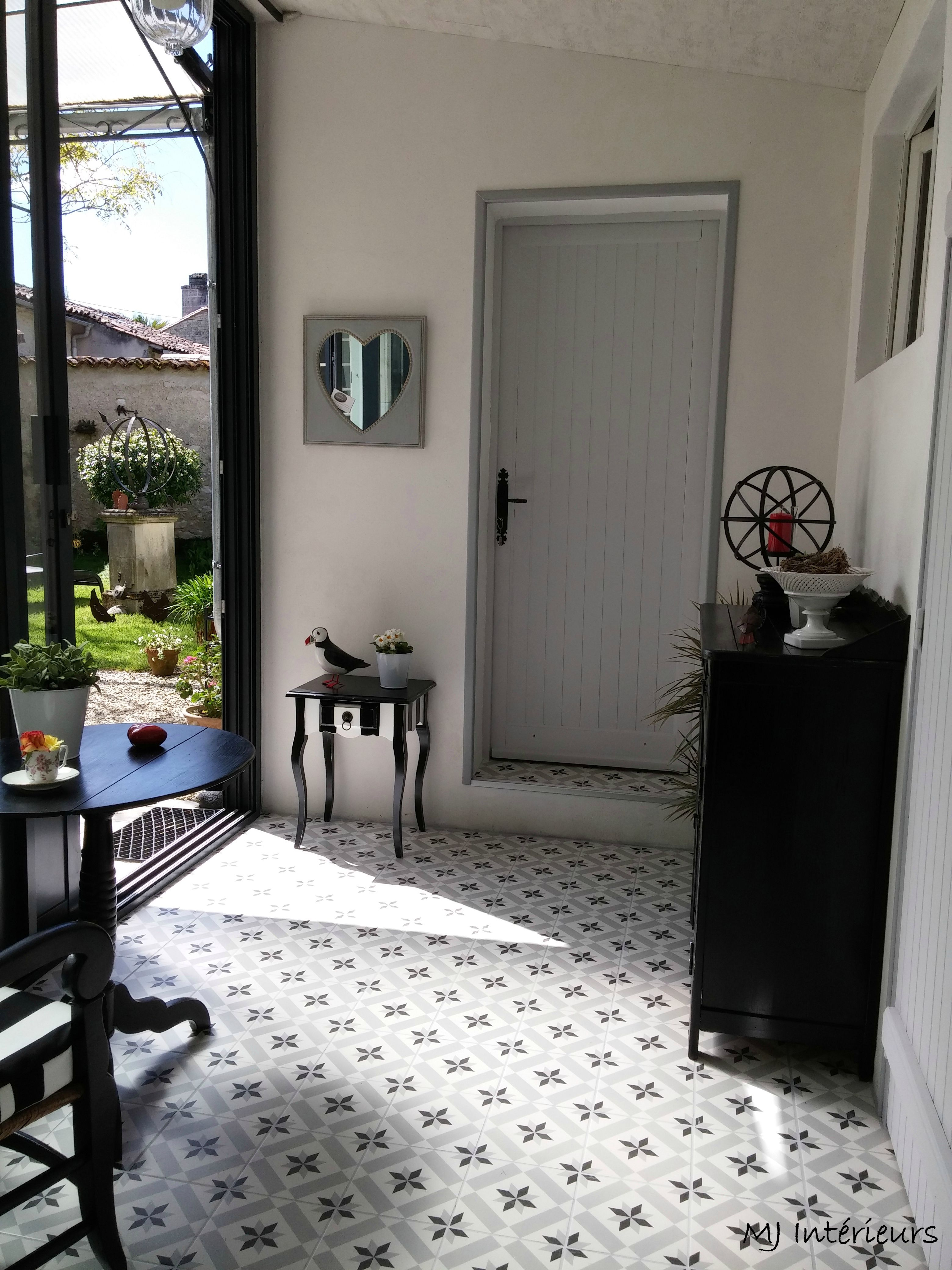 Decoratrice Interieur La Rochelle mini véranda - le résultat après travaux | décoration