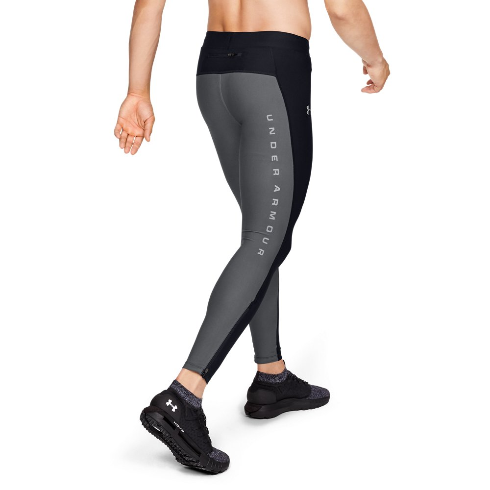 Under Armour Mens Run Graphic Tights Under Armour Apparel 1309152
