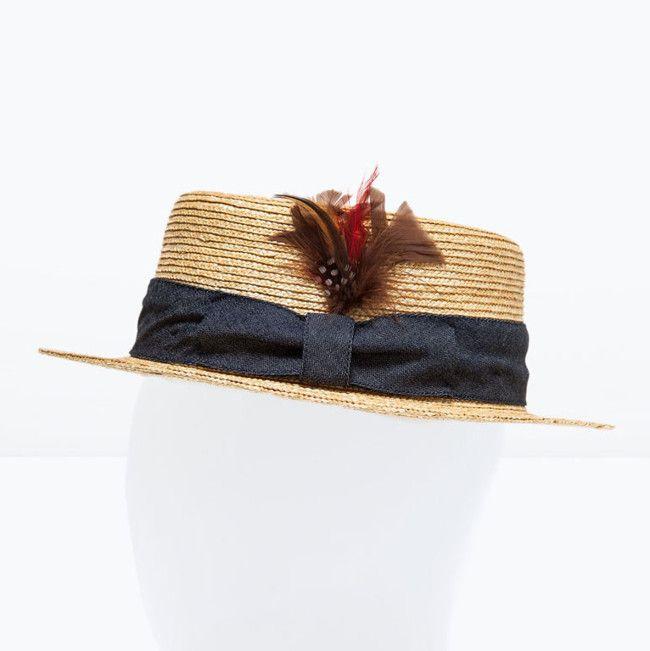 1423948f54558 Sombreros Primavera Tendencias Hombre 2015