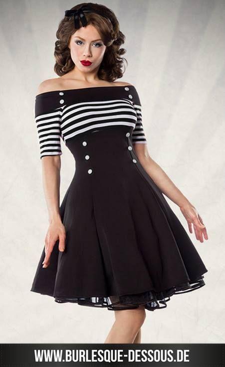 Findet ihr dieses süße #Vinatge #Kleid auch so... - Burlesque ...
