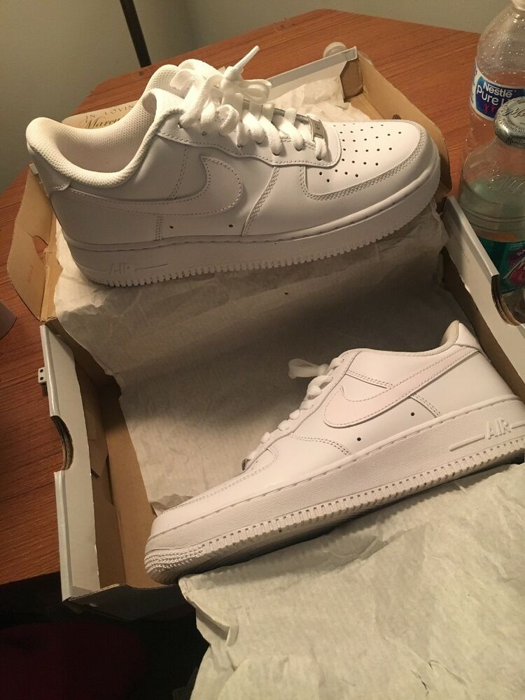 Nike Air Force 1 07 All Triple White Out Men   Women    fashion  clothing   shoes  accessories  mensshoes  athleticshoes (ebay link) 162bc8525