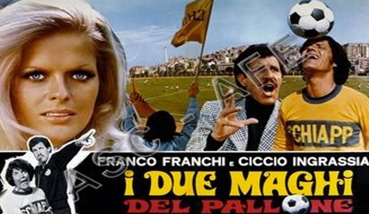 Franco E Ciccio I Due Maghi Del Pallone Film Completo Streaming Film Film Completi Maghi