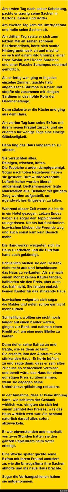 Am ersten Tag nach seiner Scheidung.. | DEBESTE.de