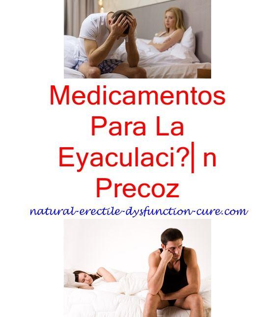 medicamentos para detener la eyaculacion