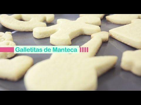Galletitas De Manteca Cookies Proyecto Cook 7 Youtube Galletas De Mantequilla Recetas De Comida Galletas