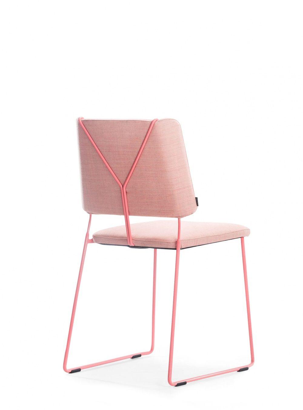 Johanson Design Frankie A Chair With Braces Chair Furniture Decor