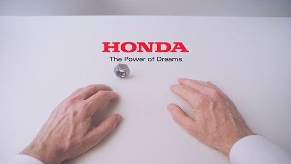 Creative Review - W+K releases animated Honda short