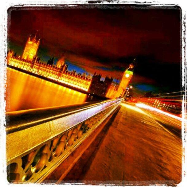 #London #england #bigben