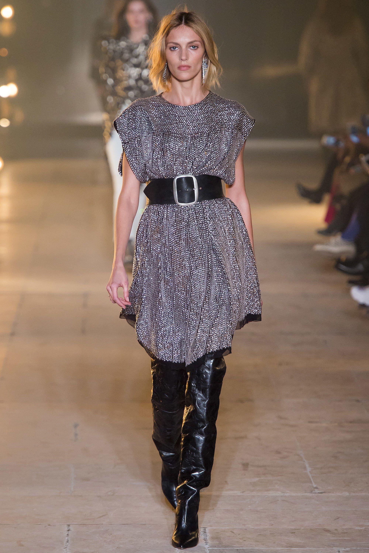 Isabel Marant Fall 2017 Ready to Wear Fashion Show