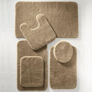 In Perfect Aqua Bathroom Decor Ideas Pinterest Bath Rugs And - Taupe bath rug for bathroom decorating ideas