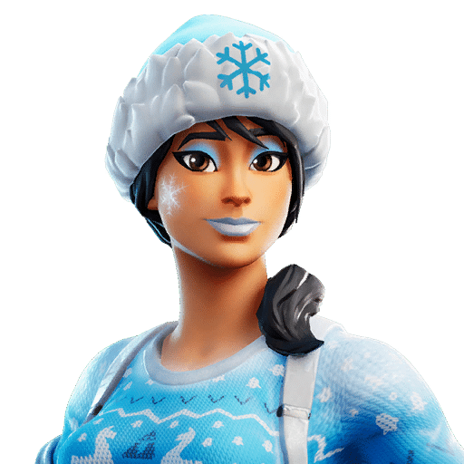 Fortnite Polar Legends Pack Codename ELF skin Included
