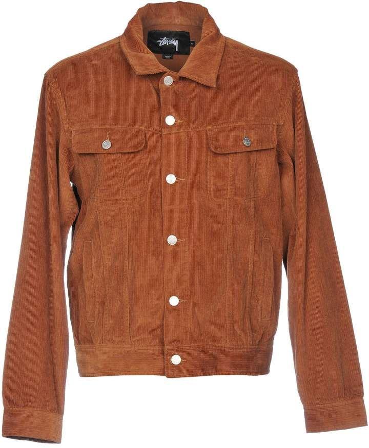 5b97500c2f2 Stussy Jackets