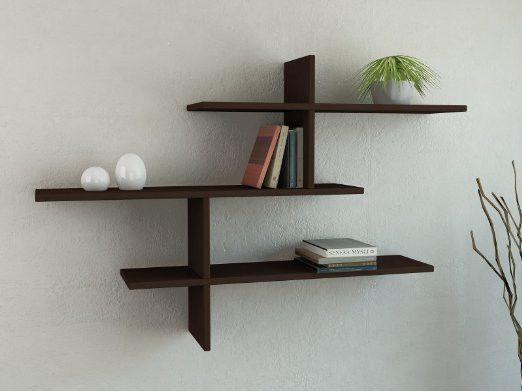 Leo Floating Wall Shelf Shelves Walls and Shelving