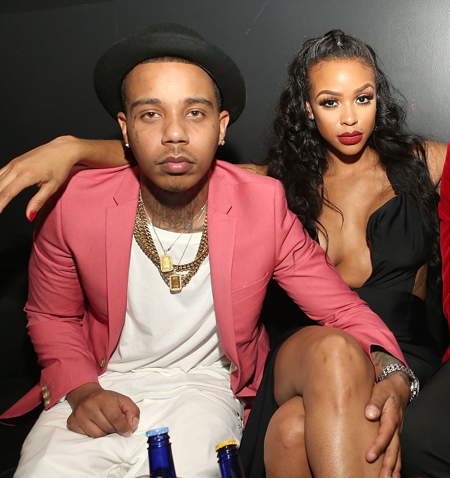 'Love and Hip Hop Hollywood' Cast Members; Masika and Yung Berg Dating?  Stars Say They're 'Very Supportive, Close Friends' [AUDIO] [EXCLUSIVE] :  Celebrities ...