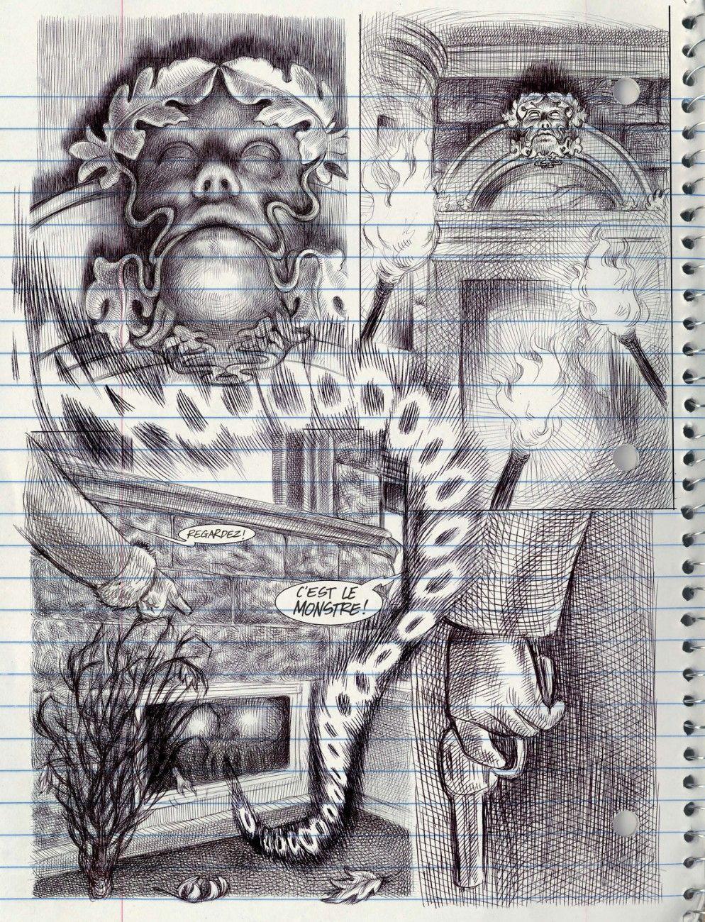 Moi Ce Que J'aime C'est Les Monstres Tome 2 : j'aime, c'est, monstres, Ferris, Magazine, Dessins, Sympas,, Illustration,, Roman, Graphique