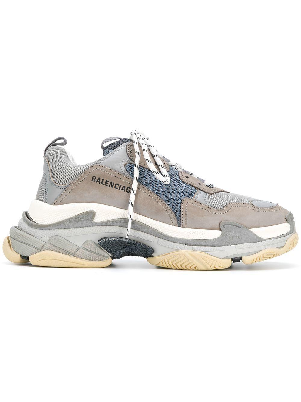 Sneakers, Balenciaga shoes