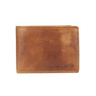 HILL BURRY Echt LEDER HERREN GELDBÖRSE Portafoglio Used Look Portemonnaie Wallet: EUR 44,95End Date: 02. Jan. 22:02Buy It Now for only: US… #leatherwallets