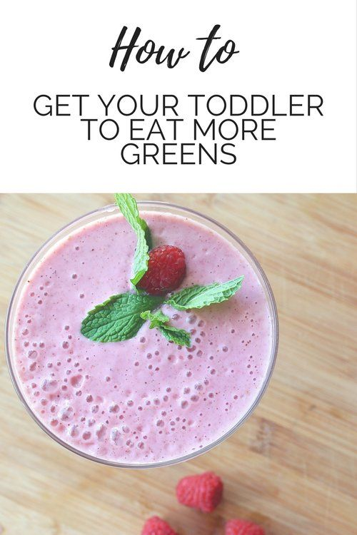 Do You Or Your Toddler Struggle With Getting Greens Into