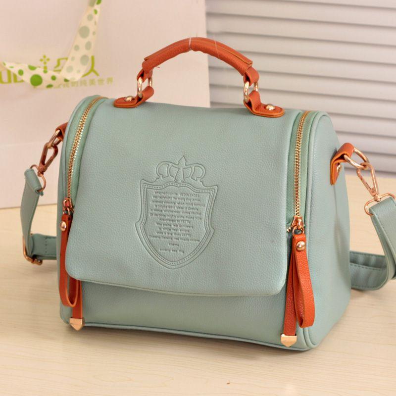 Myr 31 90 Korean Candy Colored Retro Portable Shoulder Handbags Pm Whats 60143403410 Email