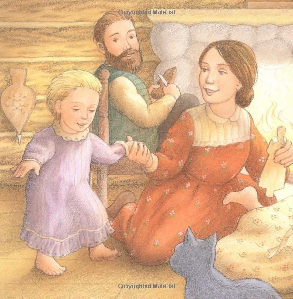 Sugar Snow My First Little House Laura Ingalls Wilder Doris Ettlinger 9780064435710 Amazon Com Books Little House Picture Book Snow