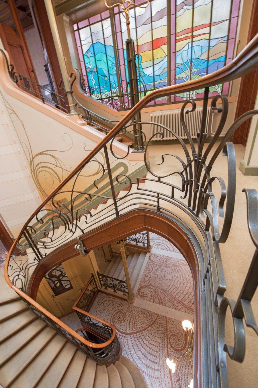 Art Nouveau Art Deco Biennale Architecture Tour | Architectural Digest