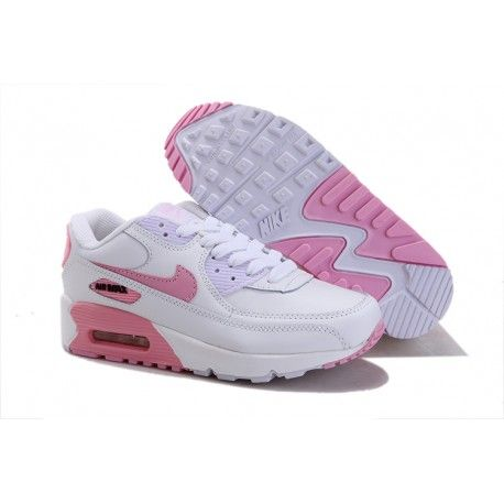 womens nike air max 90 trainers white